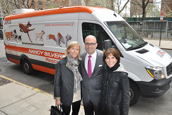 26 Dogs Safely Transported Thanks to Nancy Silverman Rescue Ride