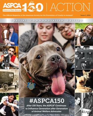 ASPCA Action Issue #1, 2016