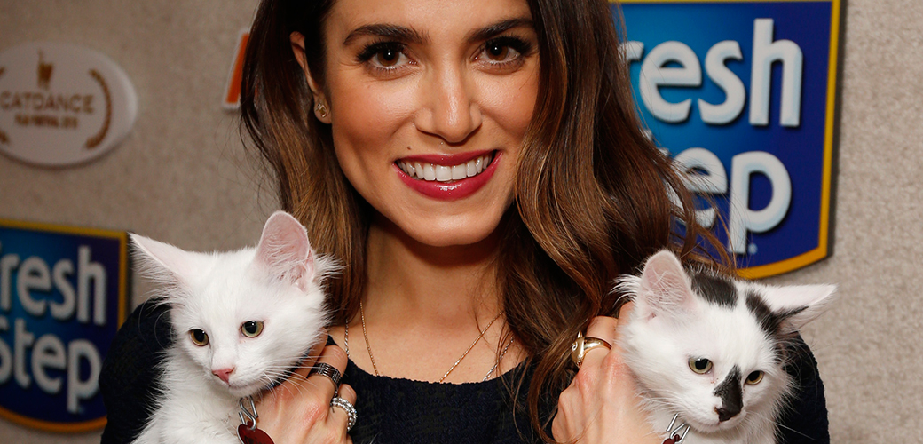 Actress Nikki Reed Hosts Third Annual Catdance Film Festival