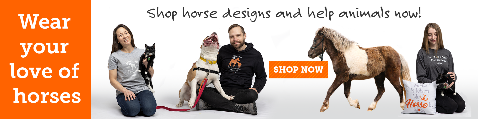 Shop our horse designs!