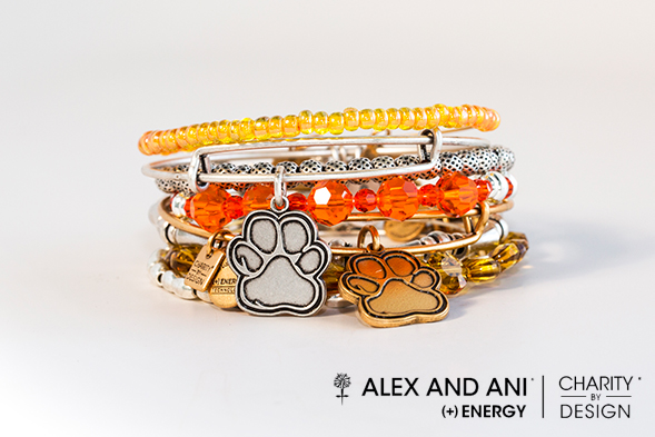 "Lifestyle Brand Alex and Ani Creates Pet-Themed ""Prints of Love"" Bangle in Support of the ASPCA"
