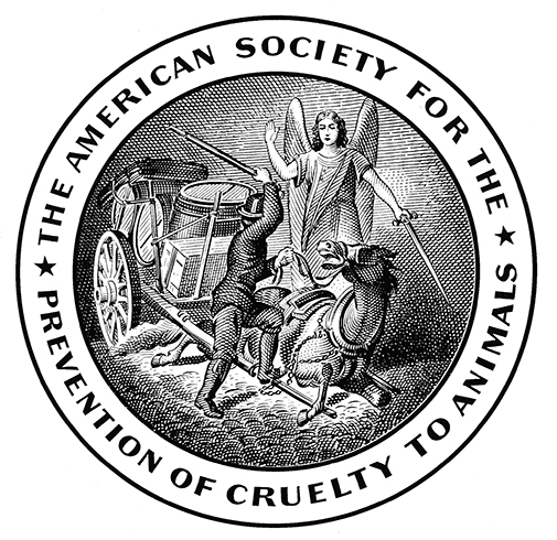 The ASPCA's official seal