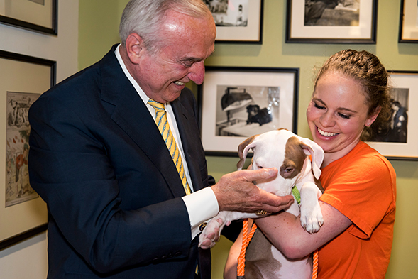 ASPCA and the New York City Police Foundation Join Forces to End Animal Cruelty in NYC