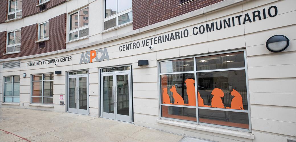 ASPCA Bronx Community Veterinary Center (CVC)