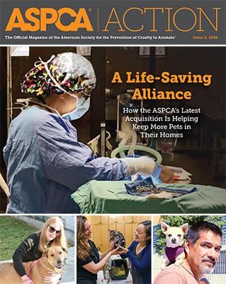 Issue #2, 2016 The ASPCA & Humane Alliance