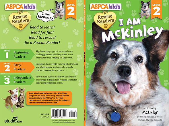 ASPCA Kid's Books Based on True Pet Stories Benefit the ASPCA