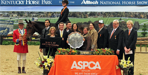 ASPCA Maclay National Championship