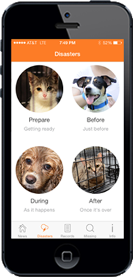 ASPCA Mobile App Helps Pet Parents Be Prepared