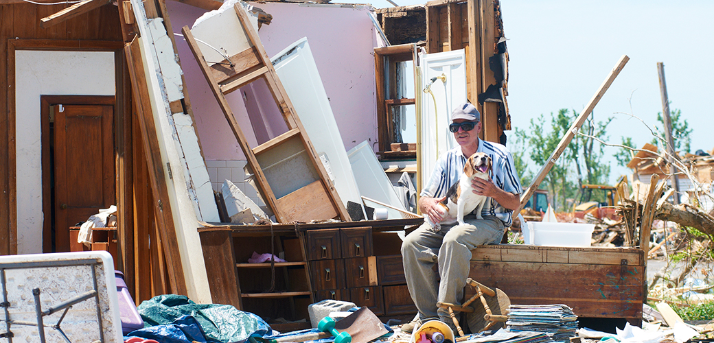 Five Years Later: The ASPCA Revisits the Joplin Tornado