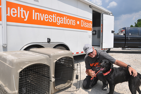 ASPCA Transports Remaining Alabama Rescues to 10 States Across U.S.