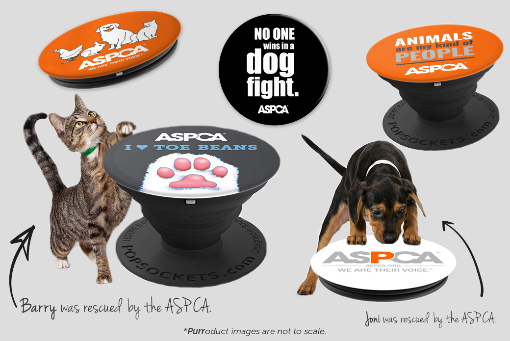 ASPCA pop socket