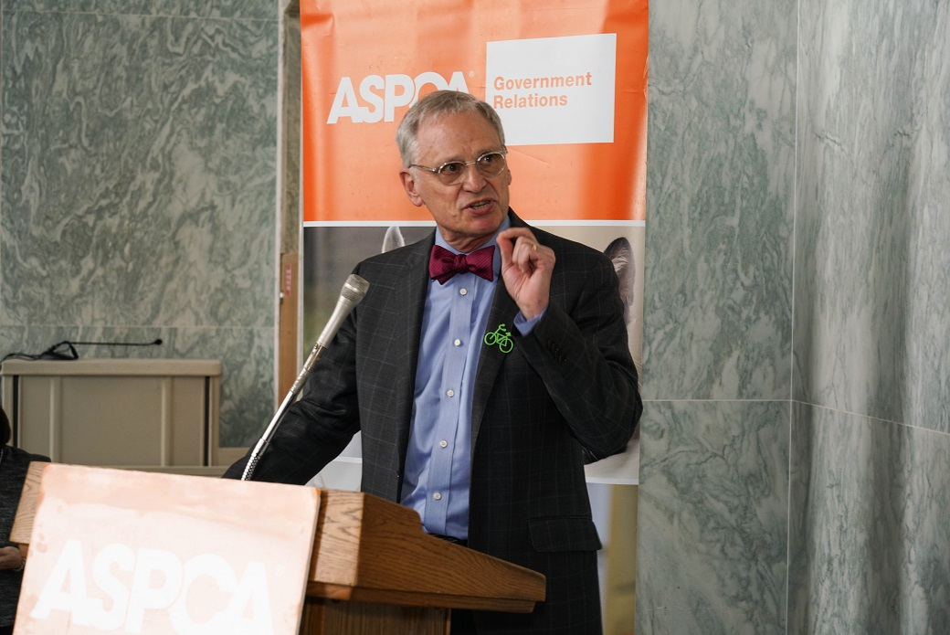 Representative Earl Blumenauer, CAPC co-Chair