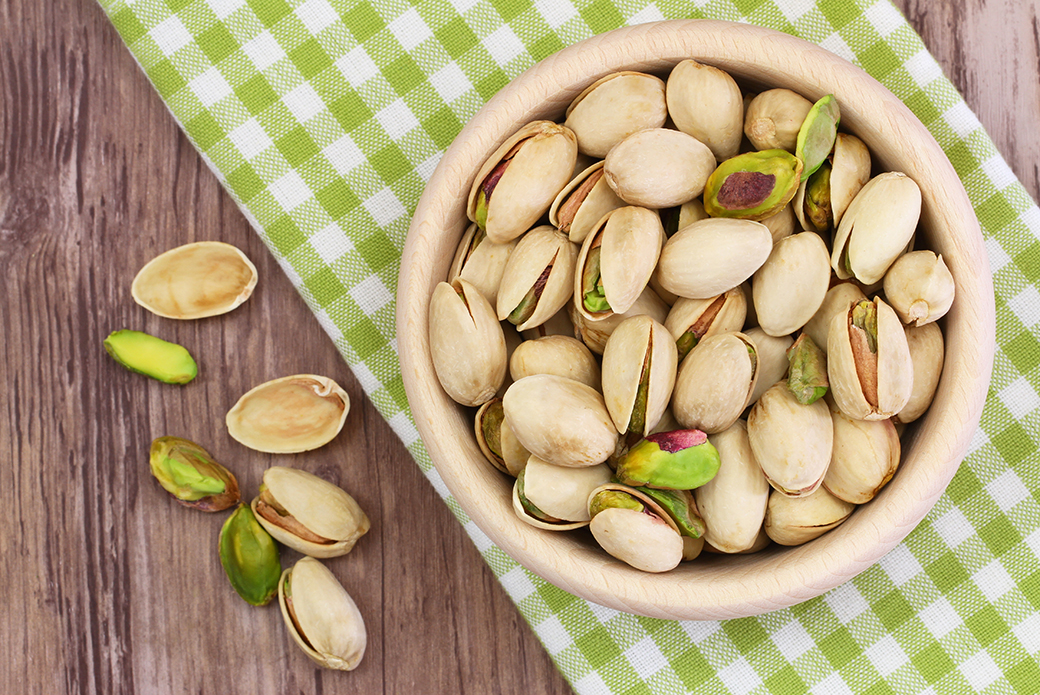 "MYTH: ""Pistachios are toxic to my pet."""