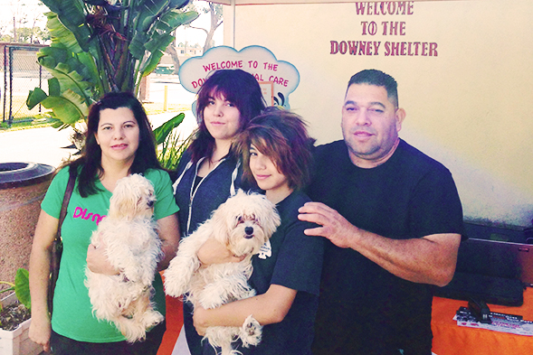 Los Angeles Families Team Up with the ASPCA to Help Animals in Their Communities