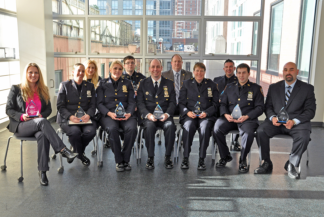ASPCA Honors New York's Finest for Service to City's Vulnerable Animals
