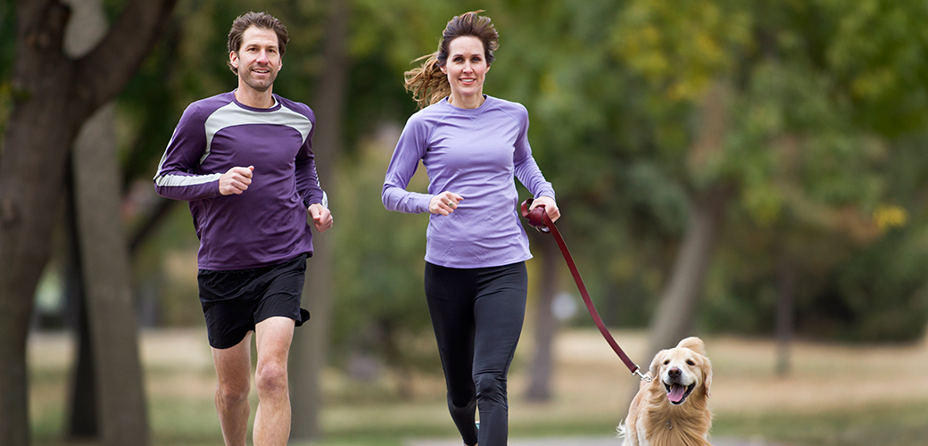 Pound the Pavement With Your Pup on National Running Day