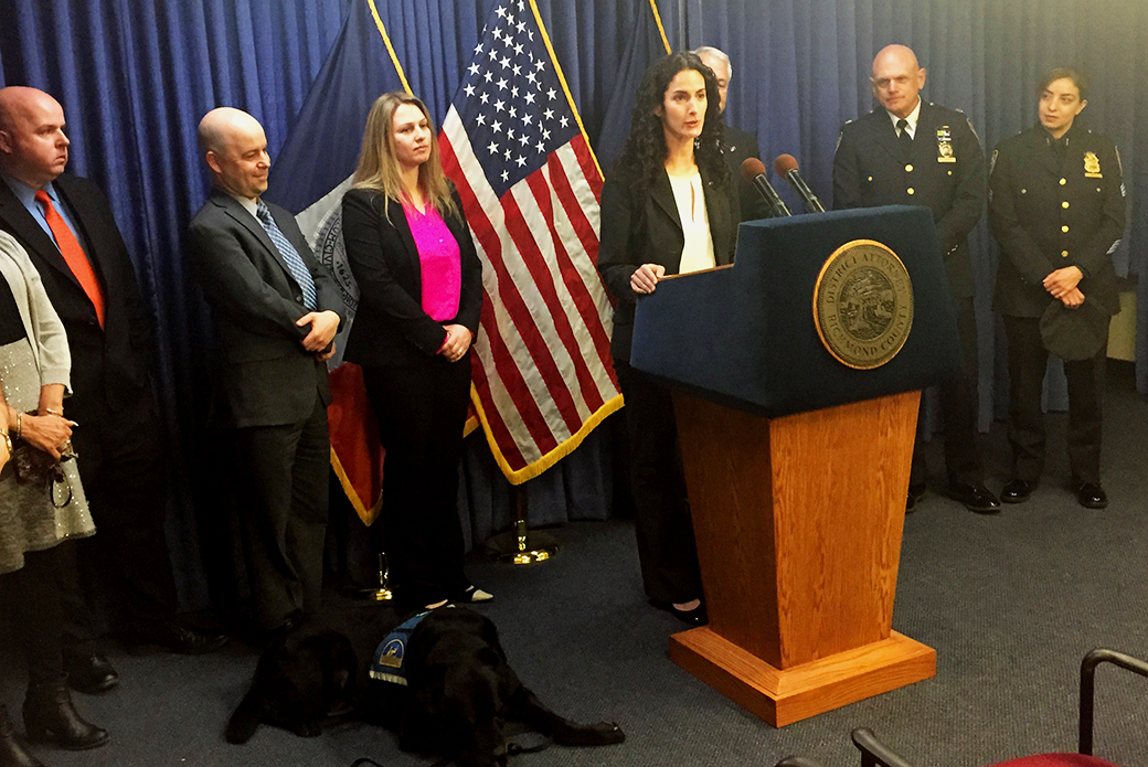 Staten Island District Attorney Establishes Animal Cruelty Prosecutions Unit