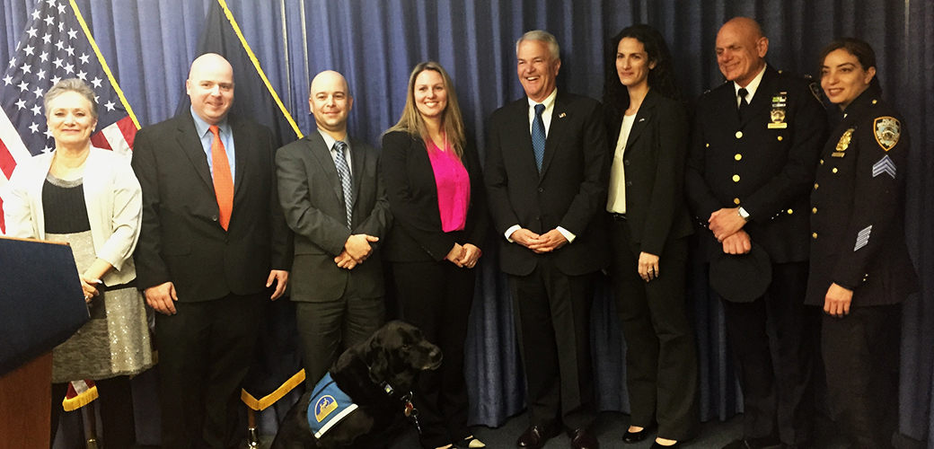 Staten Island District Attorney Establishes Animal Cruelty Prosecutions Unit