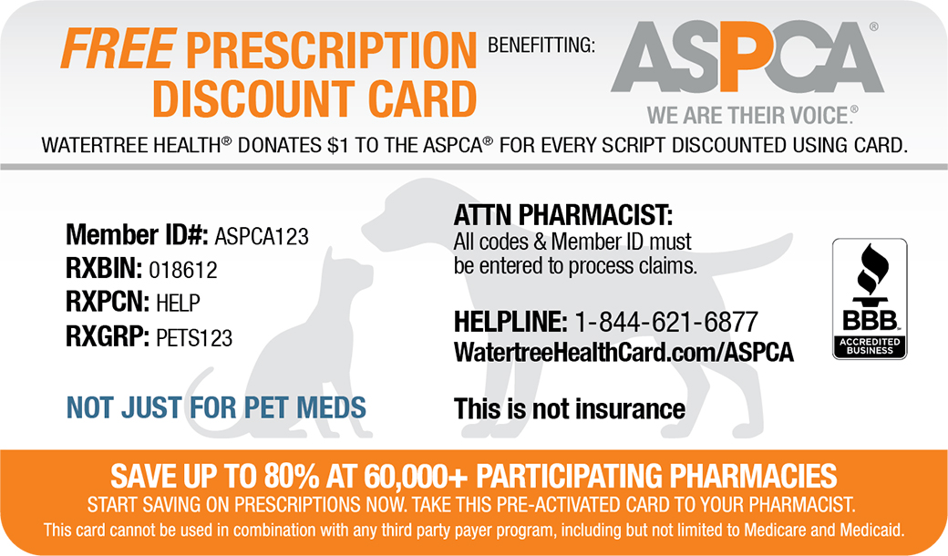 Watertree Health card