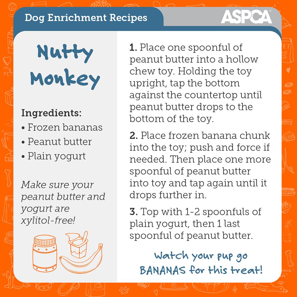 Nutty Monkey recipe