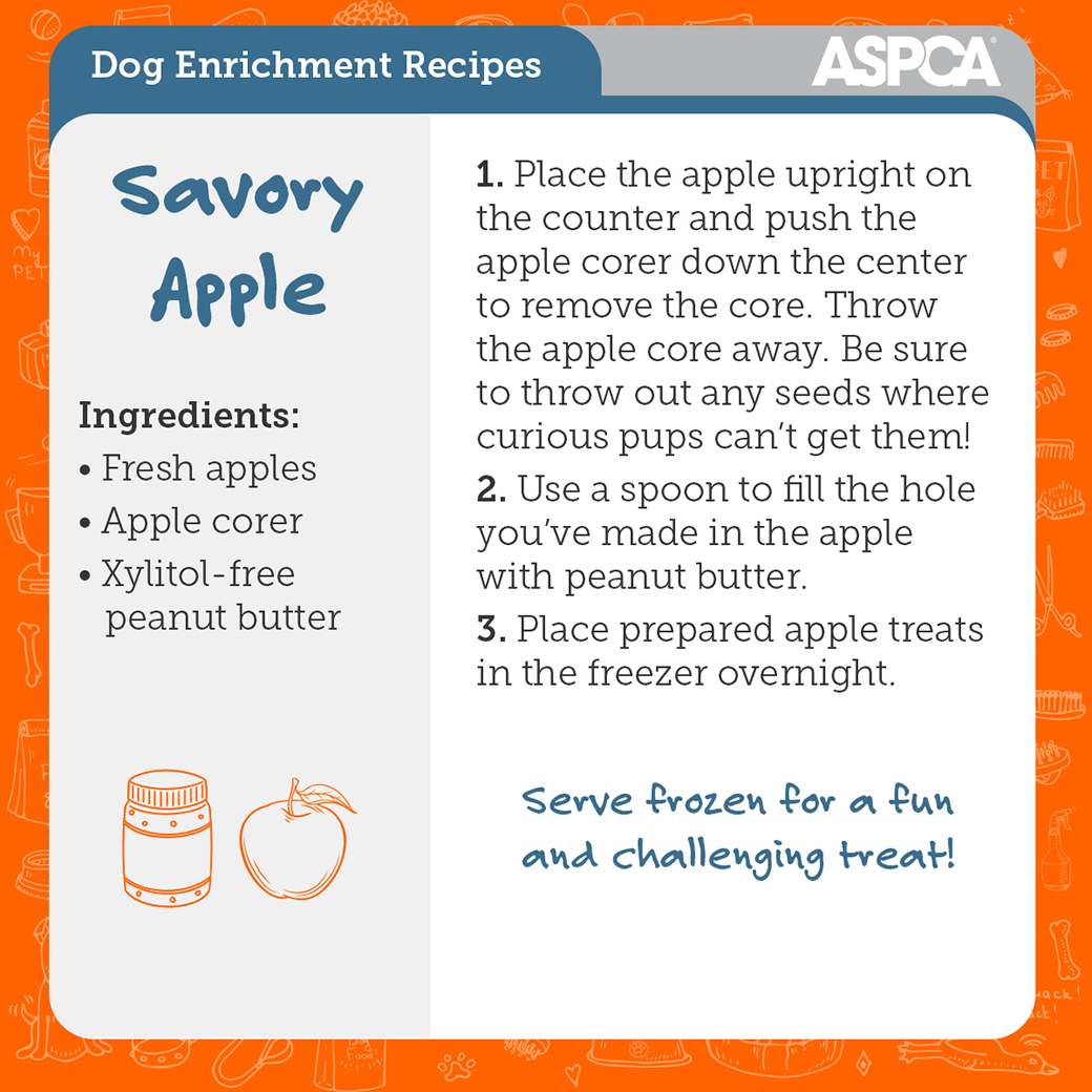Savory Apple recipe