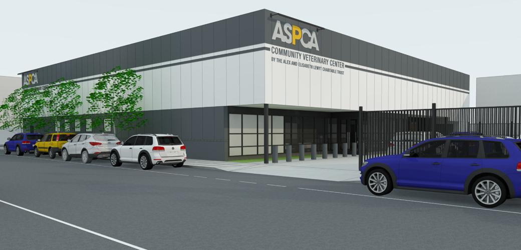 The ASPCA Brooklyn Community Veterinary Center