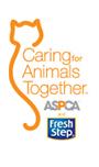 fresh step ASPCA logo