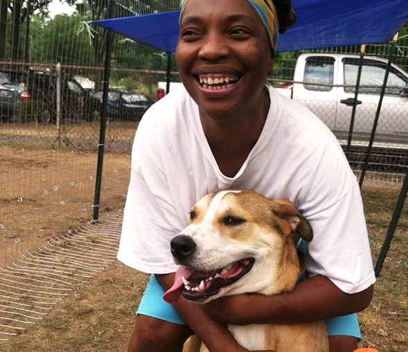 Coalition to Unchain Dogs Utilizes ASPCA Grant Funds to Assist Dogs in Underserved Communities