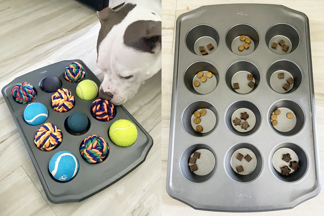 Muffin Tin Puzzle
