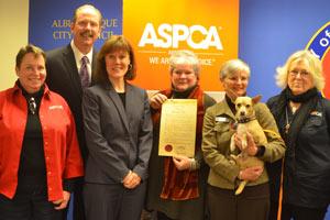 Albuquerque, NM Joins the ASPCA Partnership