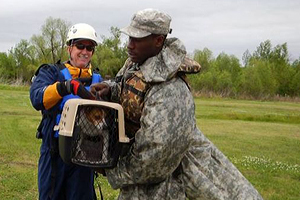 ASPCA Field Investigations and Response Team Assists with Disaster Preparedness Drills Across the Country