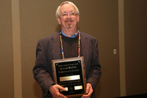 ASPCA's Dr. Randall Lockwood Honored with Achievement Award
