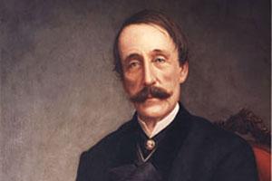 Henry Bergh Portrait