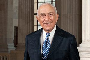 In Memoriam: Senator Frank Lautenberg