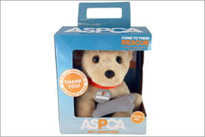 NEW: ASPCA Plush Toys Now Available