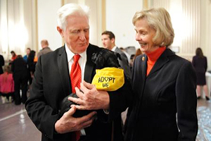 Rep. Jim Moran (D-VA) and Rep. Lois Capps (D-CA)