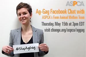 Ag-Gag Facebook Chat