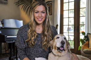 "The ASPCA and Colbie Caillat Join Forces to ""Come To Their Rescue"""