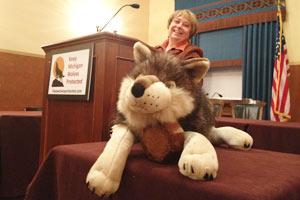 MI Wolf Press Conference