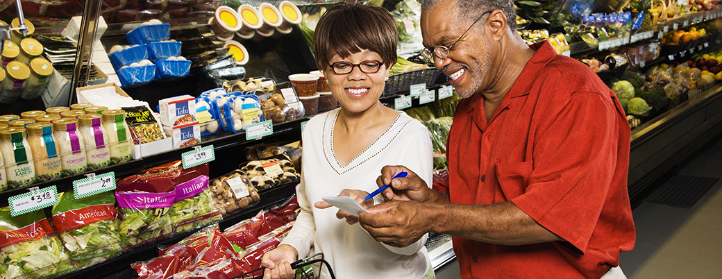 Finding Higher Welfare Products: Woman and Man shoping