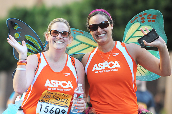 First-Time Half Marathoner Achieves Fitness Goals, Helps Animals with Team ASPCA