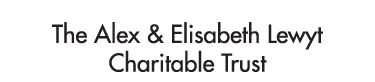 The Alex & Elisabeth Lewyt Charitable Trust