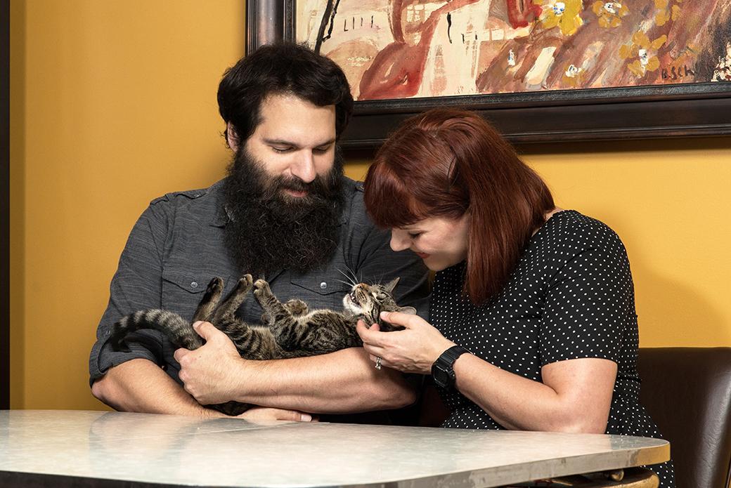 Murdock, Dustin, and Felicia