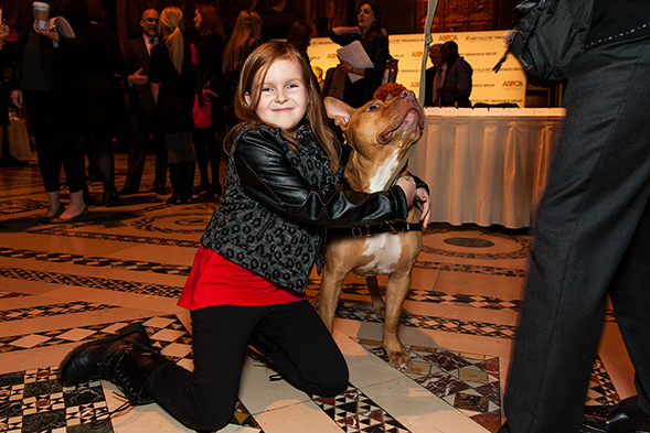 ASPCA Tommy P. Monahan Kid of the Year, Annika Glover