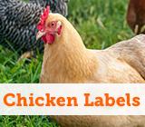 Chicken Labels