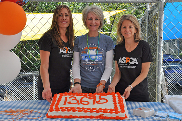 Kansas City Pet Project Wins ASPCA Community Engagement Award