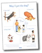 may i pet the dog activity sheet