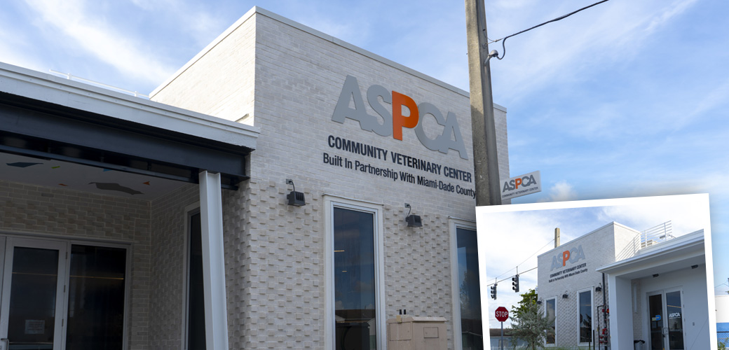 ASPCA Miami Community Veterinary Center