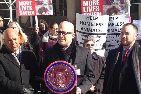 ASPCA President Matt Bershadker
