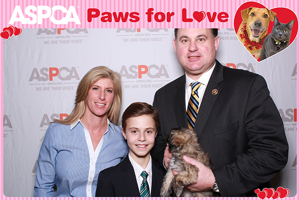 Partisan Politics Put Aside for Puppies at Paws for Love